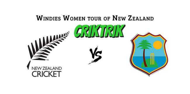 WI women vs NZ Women - Today Match Prediction
