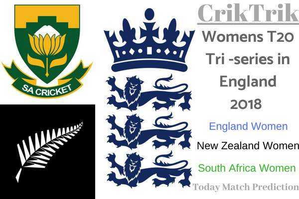 Womens T20 Tri -series in England_2018