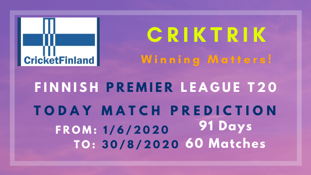 CrikTrik FPL T20 Predictions - SKK vs GHC Today Match Prediction & Dream11 Team - 10/7/2020