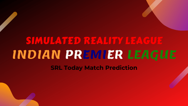 ipl srl 2020 - IPL SRL, MI vs RR Today Match Prediction - 20/6/2020